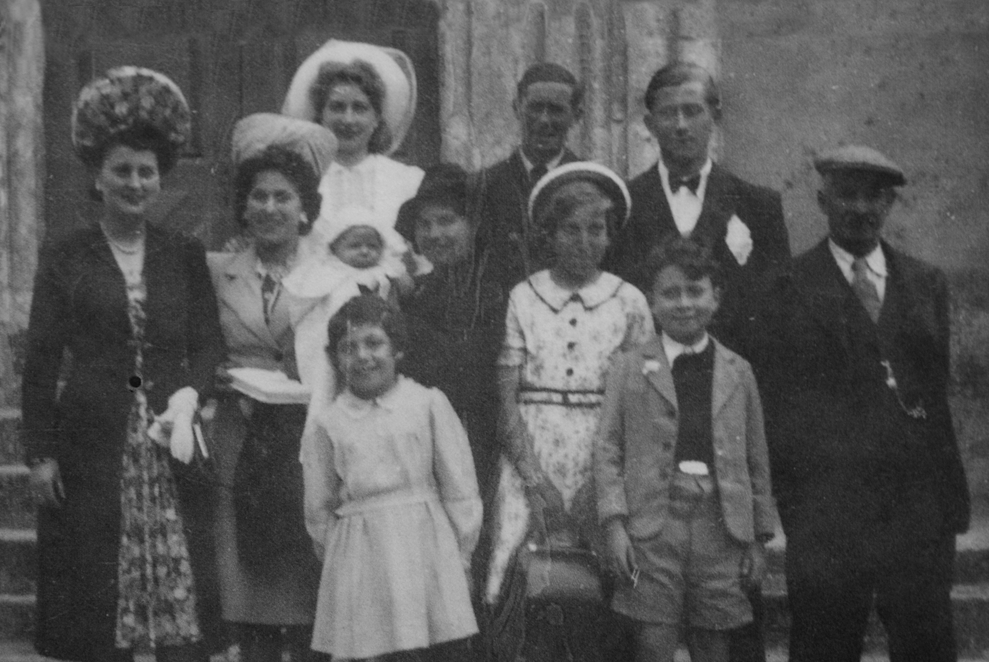 Baptême de Didier Chevrieux, Jean kac avait 10 ans